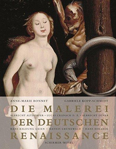 Die Malerei der Deutschen Renaissance: festgebundene Sonderausgabe: Sonderausgabe im verkleinerten Format