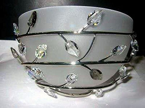 Swarovski Leaves Schale Bowl crystal 861931 AP 2007