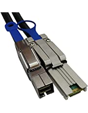YIWENTEC - Cable Externo HD Mini SAS SFF-8644 a SFF-8088 H0506-2M
