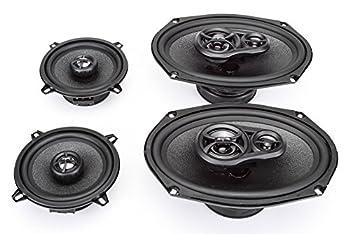 2002-2004 Dodge Ram Pickup 1500 Complete Factory Replacement Speaker Package by Skar Audio