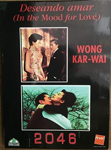 WONG KAR-WAI, DESEANDO AMAR Y 2046