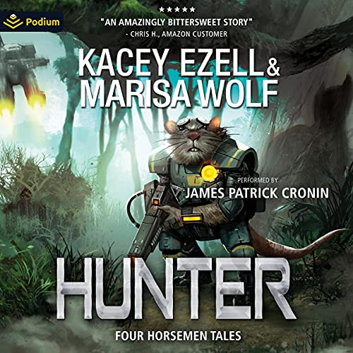 Hunter Audiobook By Kacey Ezell, Marisa Wolf cover art