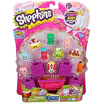 Shopkins Season 2 Mini Packs Toys | Pack of 1 | Shopkin.Toys - Image 1