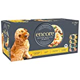 Encore 100% Natural Wet Dog Food, Chicken Selection Multipack, 5x156g Tin