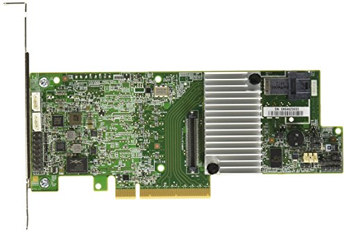 Intel RS3DC040RAID-Controller–RAID-Controller (SAS, SAS II, SATA, Serial ATA II, Serial ATA III, PCI Express x8, Height (Low-Profile), 0, 1, 5, 6, 10, 50, 60, 1024MB, DDR3)