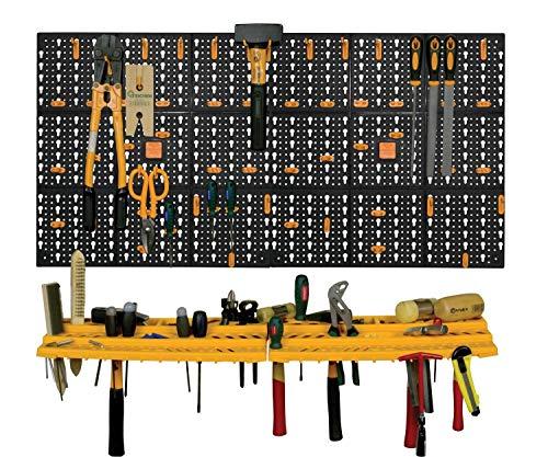 VDP Werkzeugregal 3321 Werkzeugwand Werkzeug Halter Träger Werkstatt Regal