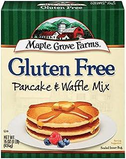 Harina Sin Gluten Para HotCakes y Waffles, Mezcla para Hotcakes, Gluten Free Pancake & Waffle Mix, 454 g (Presentación puede variar)