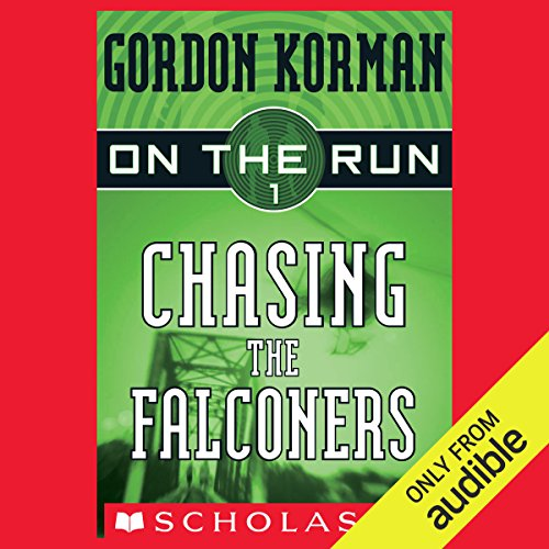 Chasing the Falconers cover art
