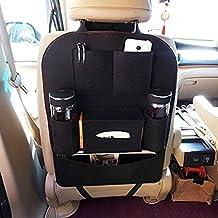 Dewberries Car Seat Back Organizer,Multi-Pocket Travel Storage Bag
