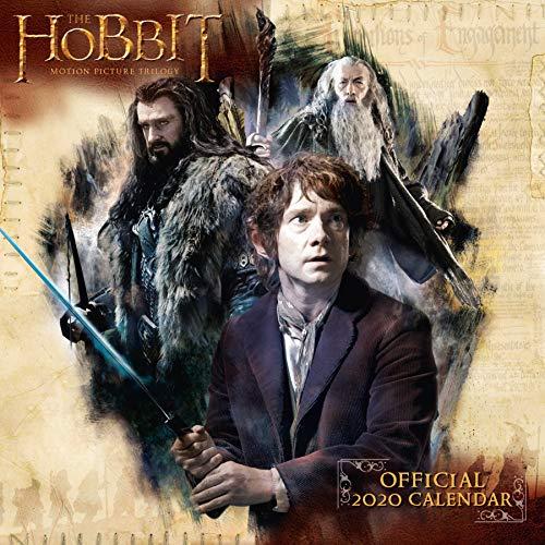 The Hobbit / Lord Of Rings Calendar 2020