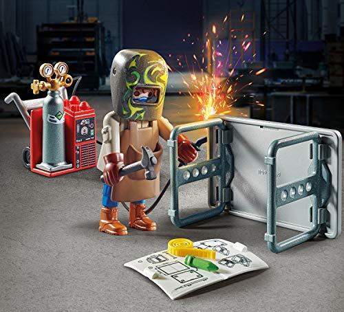 Soldador Playmobil - Special Plus (70597)