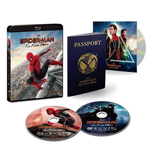 [画像:【Amazon.co.jp限定】スパイダーマン:ファー・フロム・ホーム ブルーレイ&DVDセット(初回生産限定)(特典 スペシャル・ボーナスディスク付) [Blu-ray]]