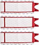 YAJIWU Recambios de repuesto de microfibra para fregona Vileda 1-2 Spray Mopping Fit para O Cedar Mop