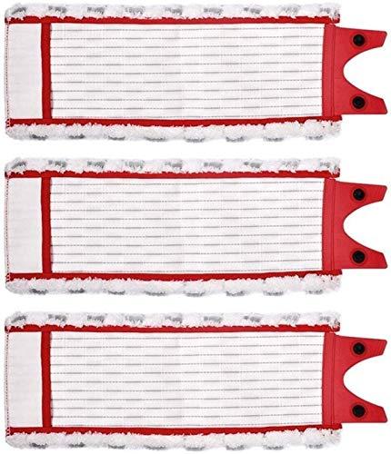 LXY Lingettes de rechange en microfibre pour balai à franges Vileda 1-2