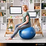 Zoom IMG-1 palla fitness pilates attrezzi palestra