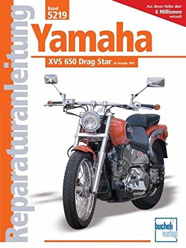 Yamaha XVS 650 Drag Star (ab 1997) (Reparaturanleitungen)