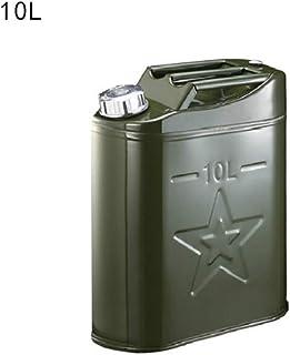 YIN YIN Tanque de combustible portatil Los barriles de gasolina, gruesos barriles de gasolina portátiles, barriles de repu...