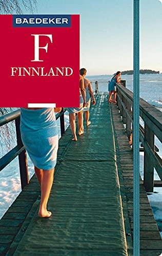 Baedeker Reiseführer Finnland: mit praktischer Karte EASY ZIP