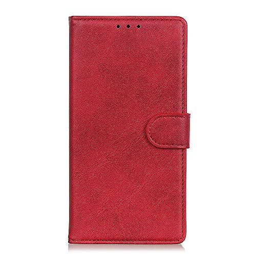 Funda para ASUS Zenfone 8 PU Cuero Folio Carcasa [Magnético] [Soporte Plegable] Premium Cierre Flip Carcasa para ASUS Zenfone 8 Teléfono Móvil,SSNP-3
