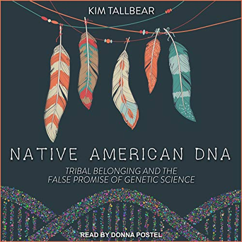 Page de couverture de Native American DNA
