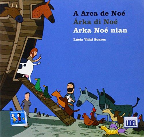 Carto`es Ilustrados: A Arca de Noe