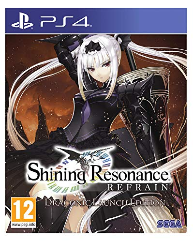 Shining Resonance - Refrain: Draconic Launch Edition Jeu PS4