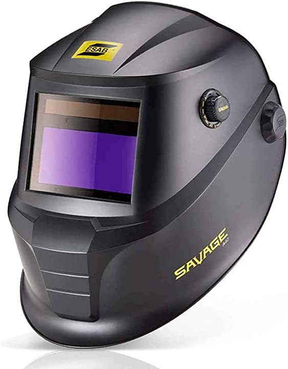 casco per saldatura esab savage a40 black maschera automatica professionale per saldatura 9/13 0700000480