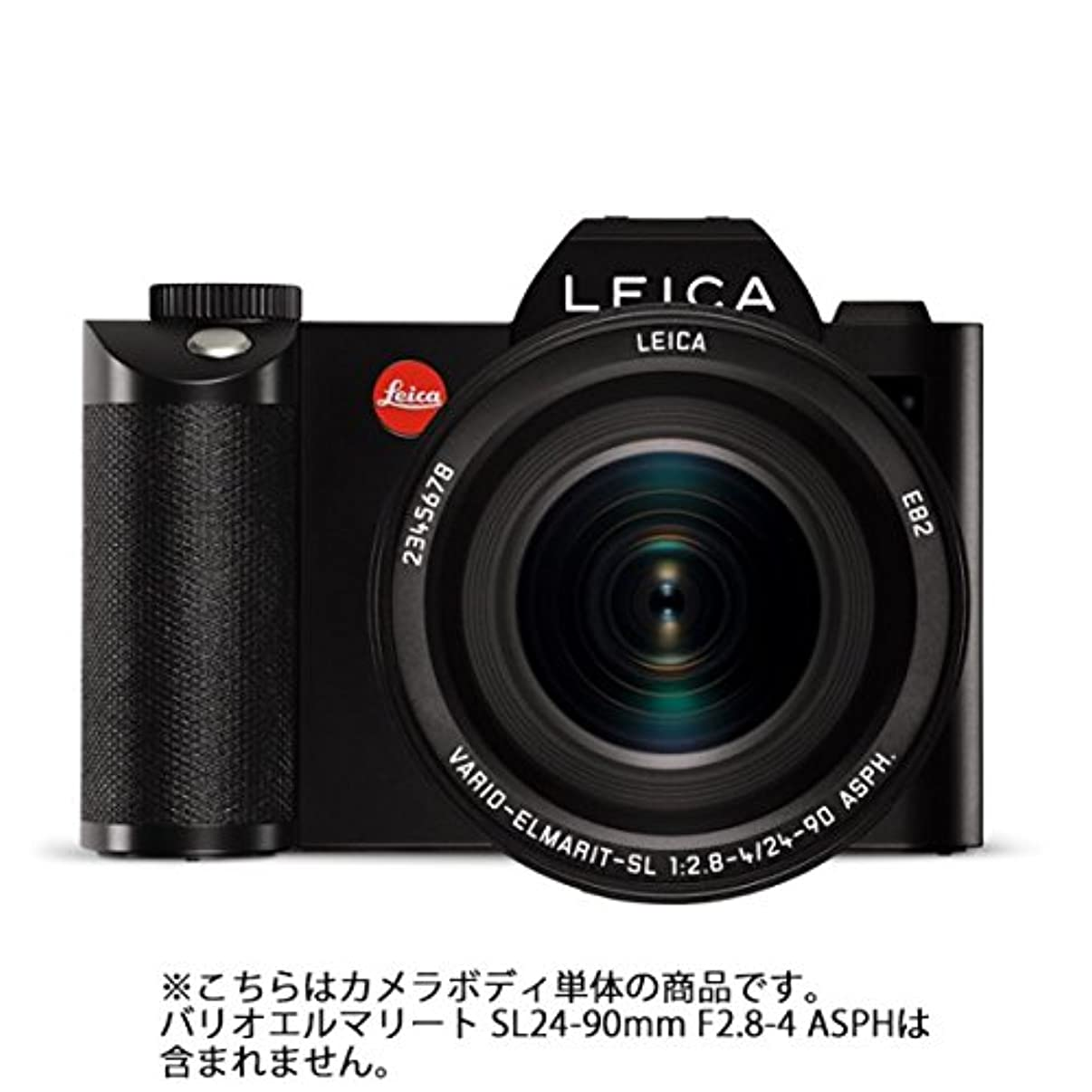 Leica SL (Typ 601) Mirrorless Digital Camera with Vario-Elmarit-SL 24-90mm f/2.8-4 ASPH. Lens