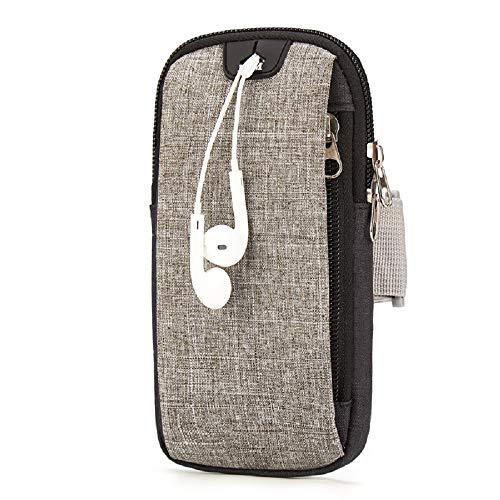 Sport Armband Armtasche, Sportarmband Armband Handy für iPhone 11 11 Pro 11 Pro Max XR XS X 8 7 6 Plus Samsung Galaxy S10 S9 Plus, Armtasche Armbinder Arm JoggingTasche für Huawei P30 P20 Pro Mate 20