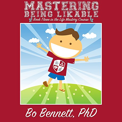 Mastering Being Likable audiobook cover art