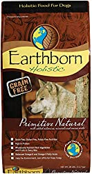 Earthborn Holistic Grain Free Dog Food Reviews