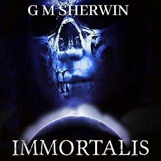 Immortalis audiobook cover art