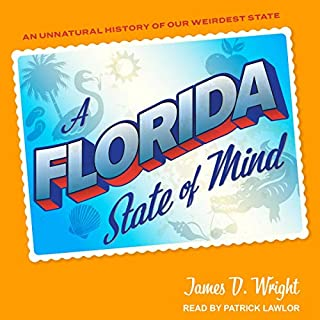 A Florida State of Mind audiobook cover art