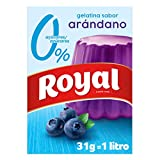 ROYAL gelatina de arándanos light caja 31 gr