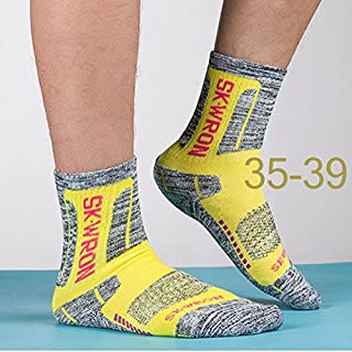Lonoo R-BAO Winter Thicken Outdoor Skiing Socks Breathable Quick Dry Climbing Hiking Men Women Sport Socks