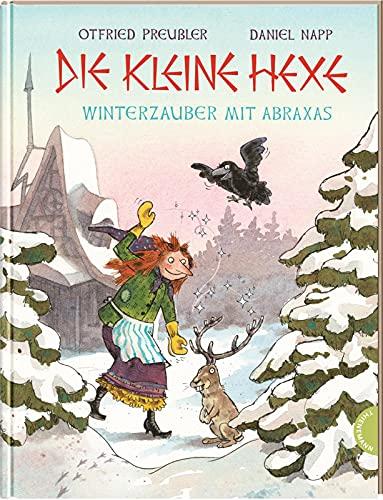 Die kleine Hexe: Winterzauber mit Abraxas | Bezaubernder Bilderbuch-Klassiker für Kinder ab 4 Jahren
