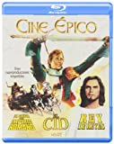Cine Épico (Incluye 3 Películas) [Blu-ray]