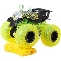 Mattel in Scala Hot Wheels-Monster Truck Coches de Juguetes 1:64, Modelos Surtidos FYJ44, Multicolor