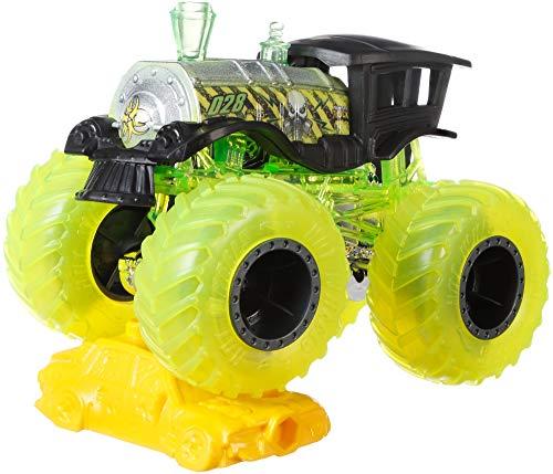 Hot Wheels Monster Trucks 1:64, modelso surtidos, coches de