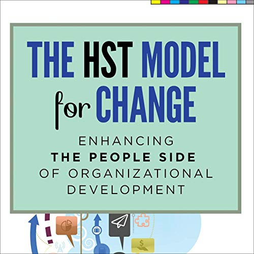 The HST Model for Change Audiobook By Robert Brown cover art