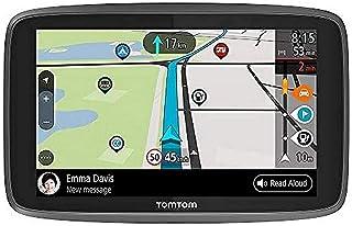 TomTom camper navigatie GO Camper, 6 inch met camper- en caravan-POI's, updates via Wi-Fi, TomTom verkeersinformatie en wa...