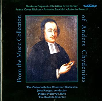 From The Music Collection Of Anders Chydenius