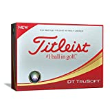 Titleist DT TRUSOFT Bolas Golf