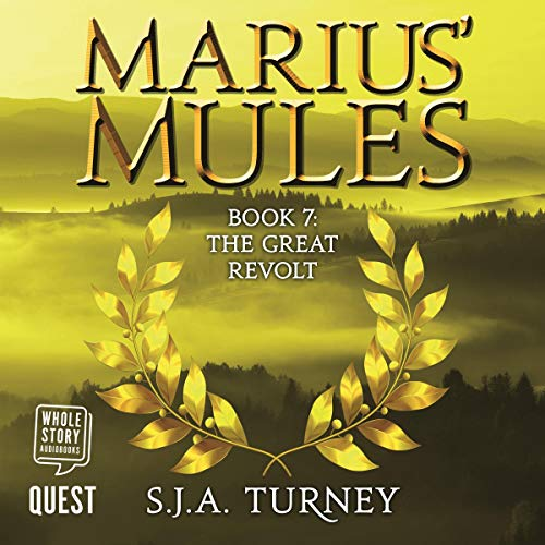 Marius' Mules VII: The Great Revolt  By  cover art