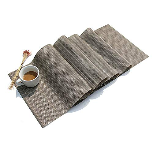 Gray Dining Table Runner Coffee Short Table Runner Heat Resistant Fall Table Runner Dresser Scarves for Party Wedding Holidays Shower Home 48 72 90 inches long