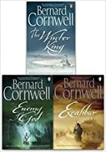 Bernard Cornwell The Warlord Chronicles Collection 3 Books Set Pack