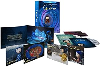 Best coraline blu ray gift set Reviews