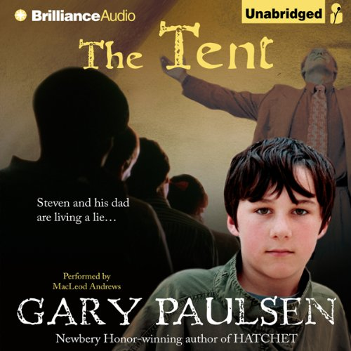 The Tent cover art