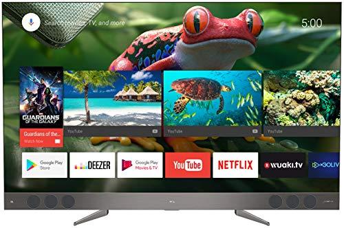 TCL U65X9006 165 cm (65 Zoll) QLED Fernseher (UHD, Triple Tuner, Smart TV)