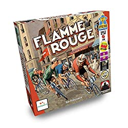 Best Auto Racing Board Games Flamme Rouge